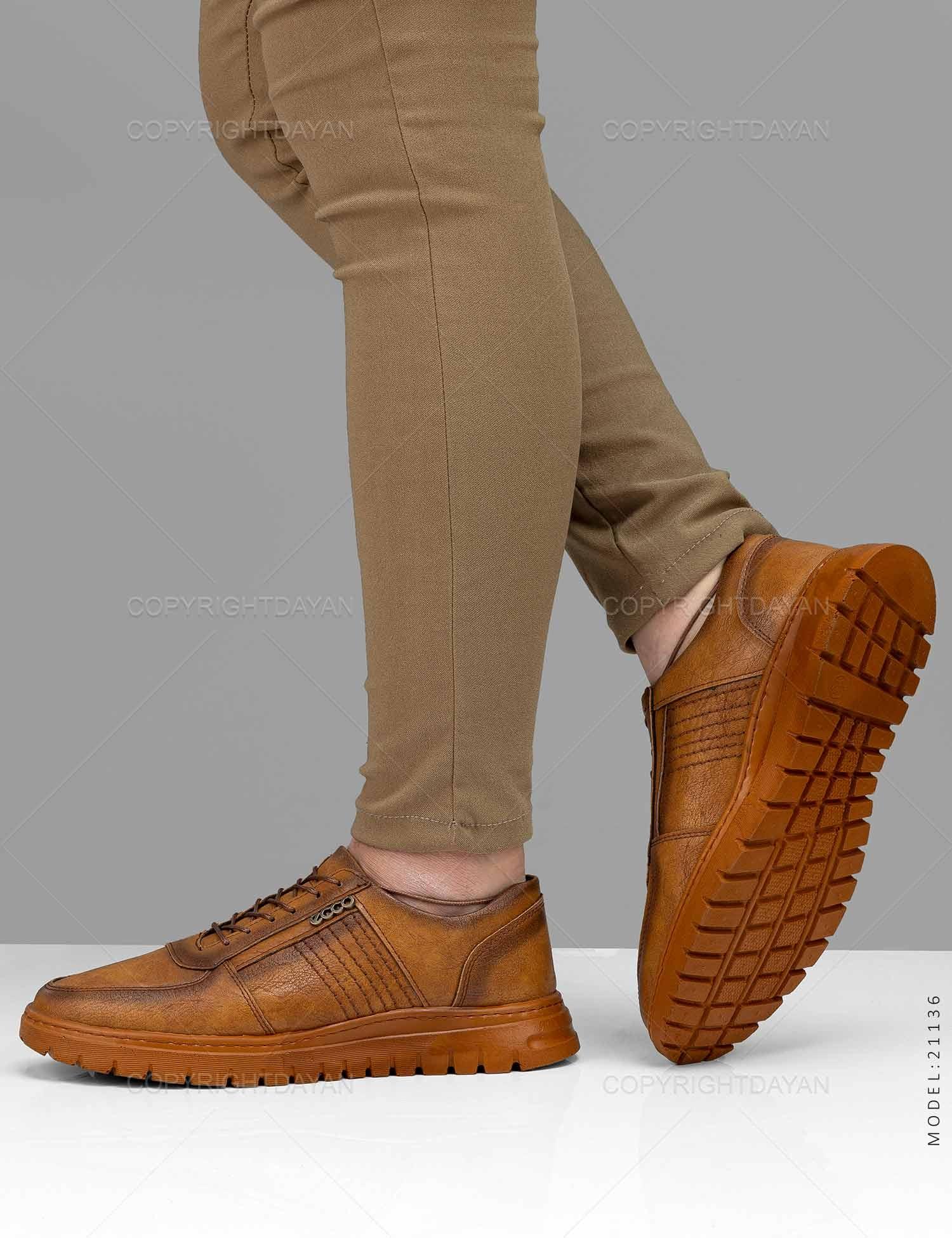 کفش روزمره مردانه Ecco مدل 21136