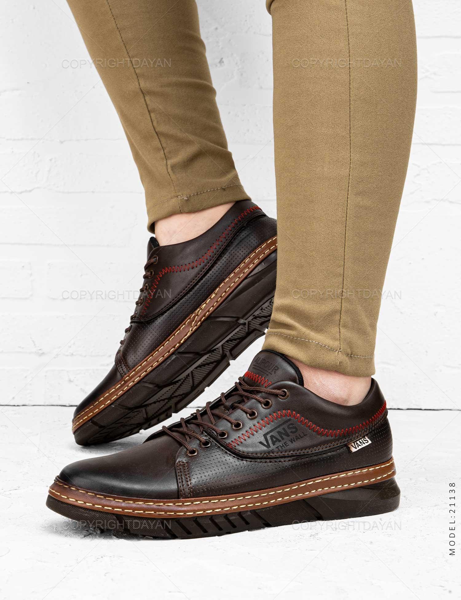 کفش روزمره مردانه Vans مدل 21138