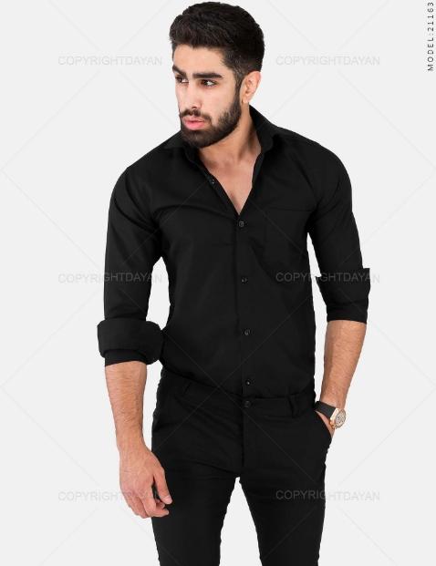 پیراهن مردانه Marlon مدل 21163