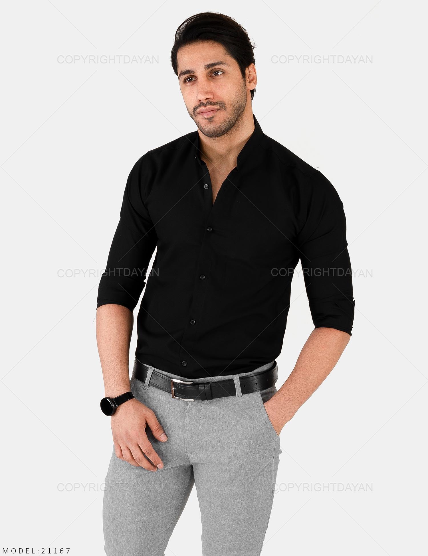 پیراهن مردانه Batis مدل 21164