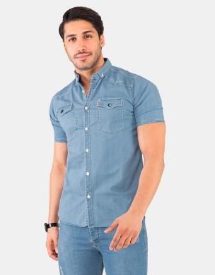 پیراهن مردانه Benson مدل 21170
