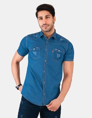 پیراهن مردانه Nika مدل 21171