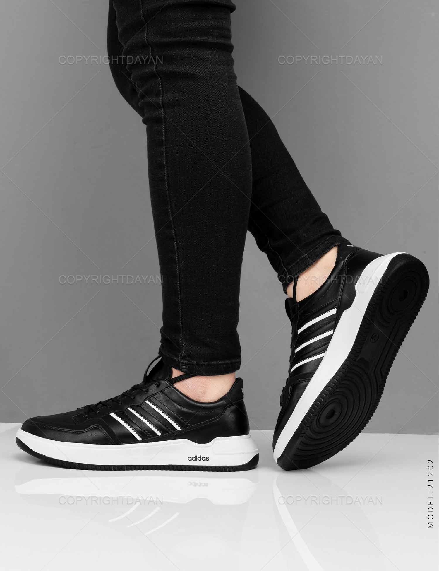 کفش روزمره مردانه Adidas مدل 21202