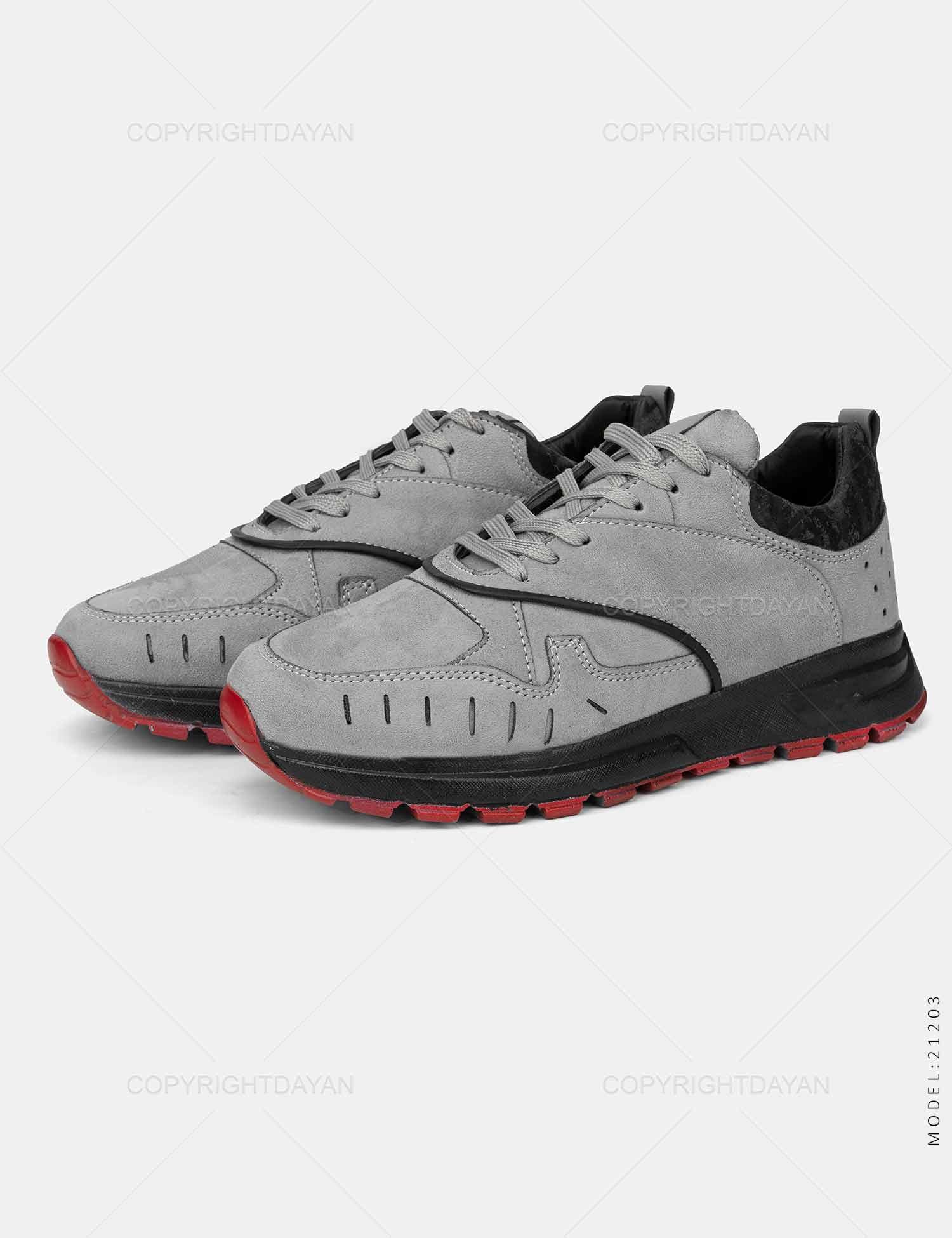 کفش روزمره مردانه Sevin مدل 21203