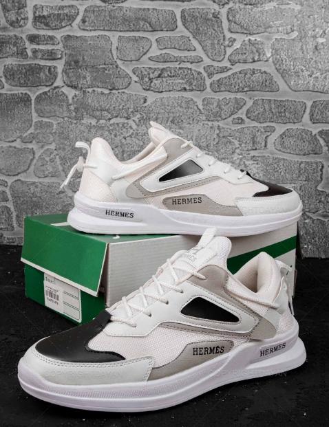 کفش ورزشی مردانه Hermes مدل 21207