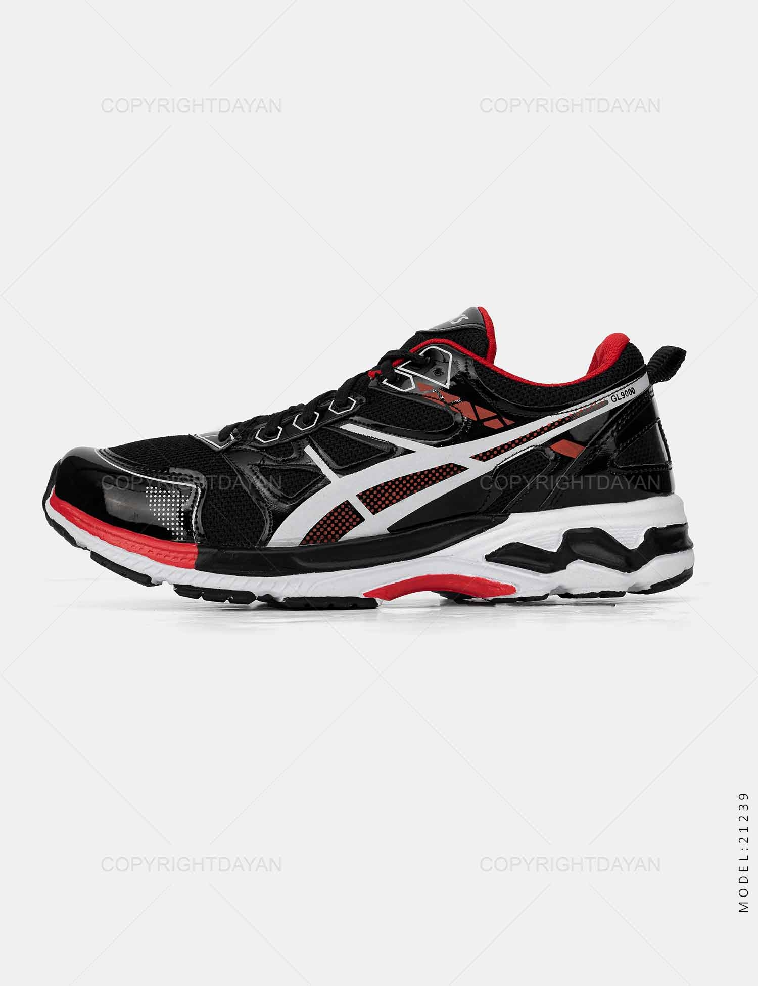کفش ورزشی مردانه Asics مدل 21239