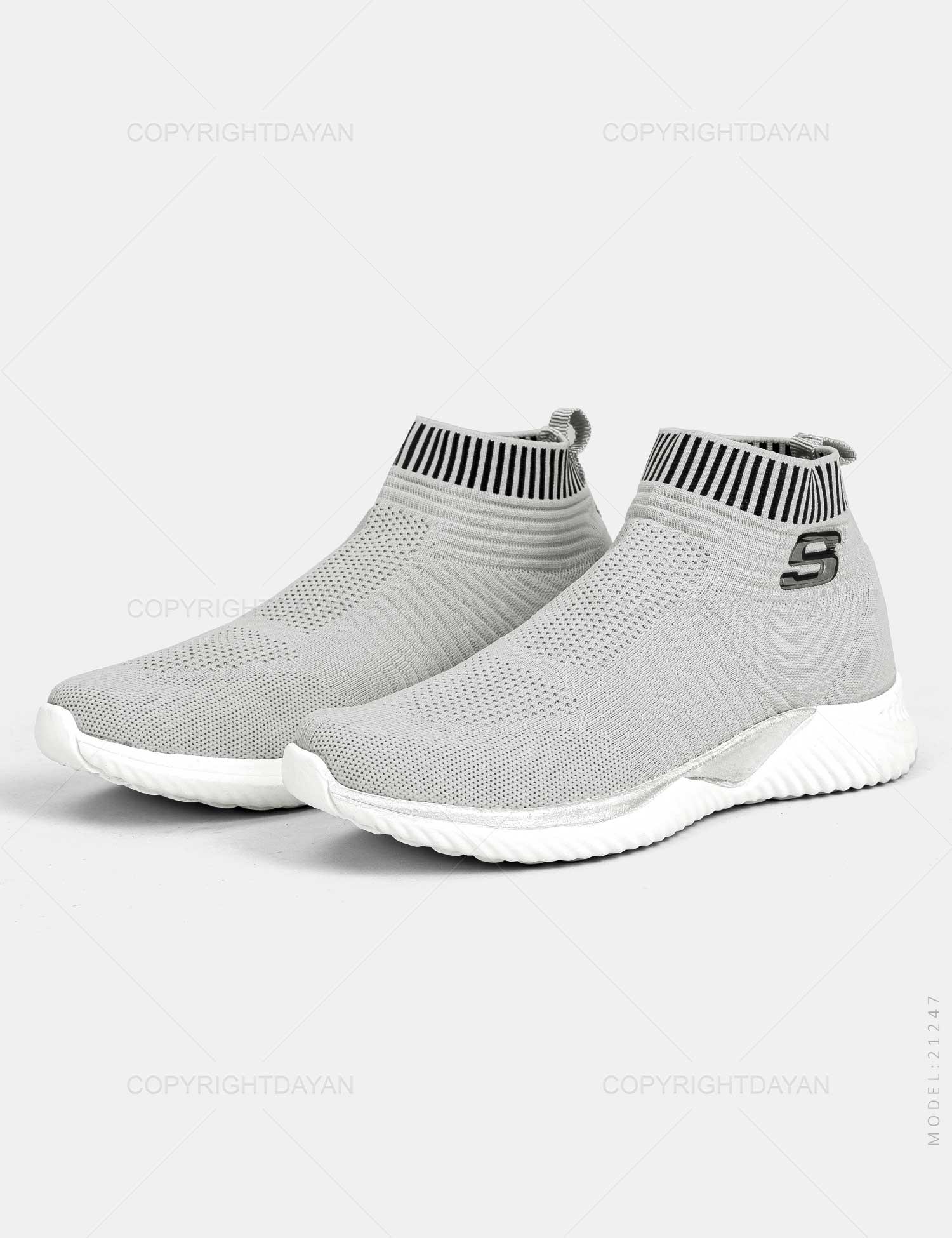 کفش ساقدار مردانه Skechers مدل 21247