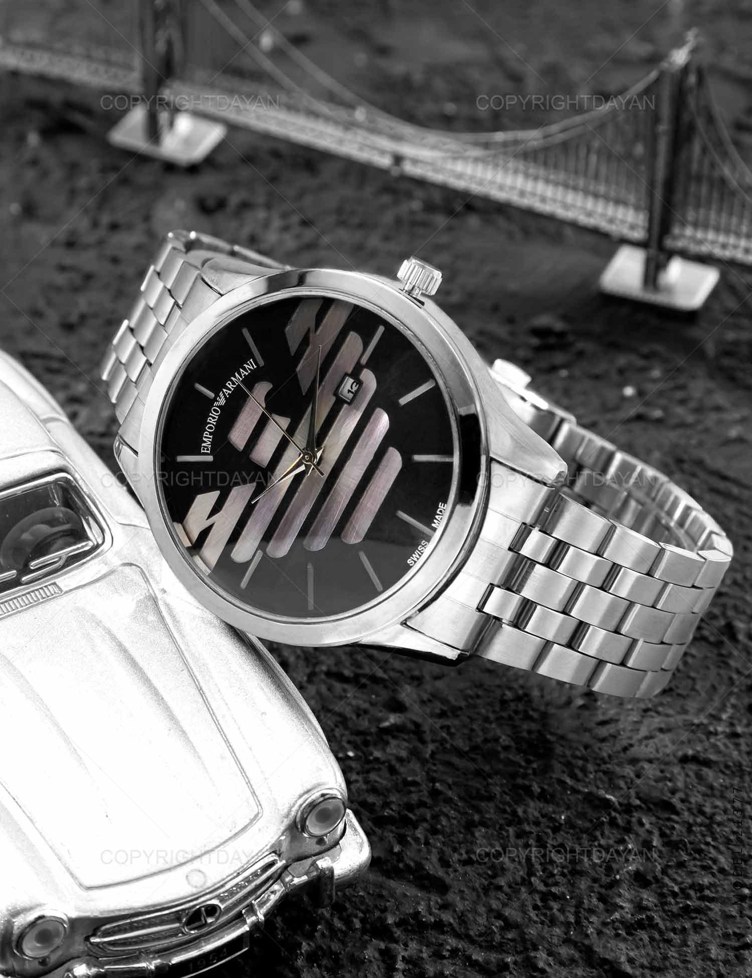 ساعت مچی مردانه Emporio Armani مدل 21377