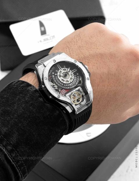 ساعت مچی مردانه Hublot مدل 21382