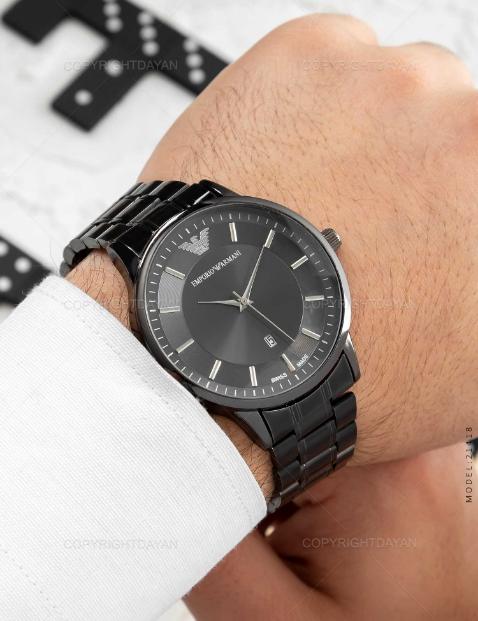ساعت مچی مردانه Emporio Armani مدل 21418
