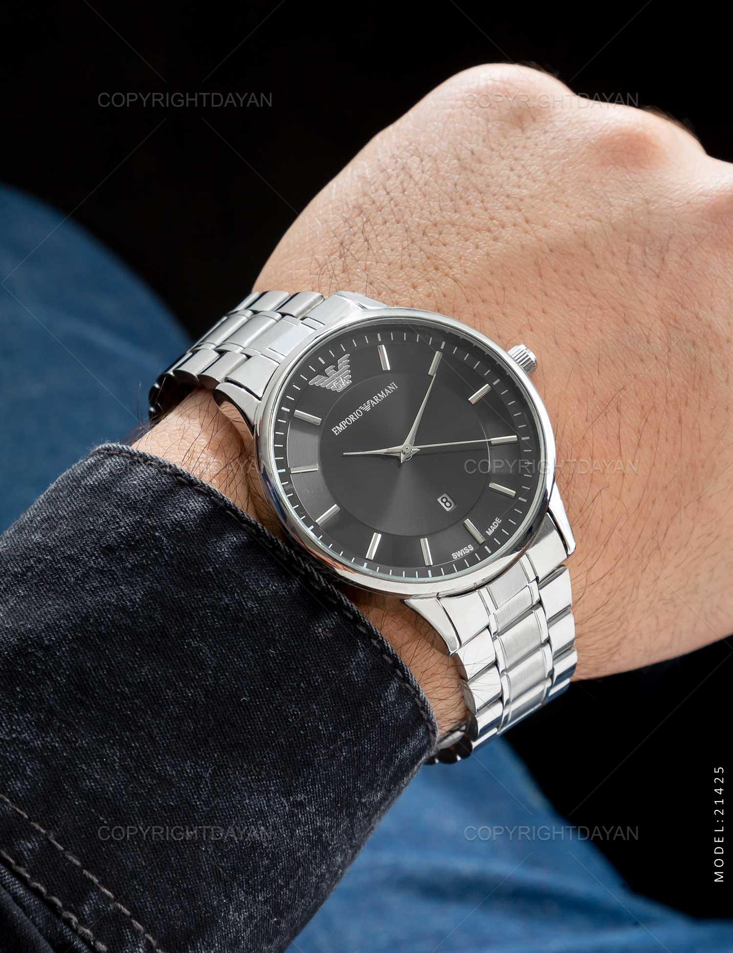 ساعت مچی مردانه Emporio Armani مدل 21425