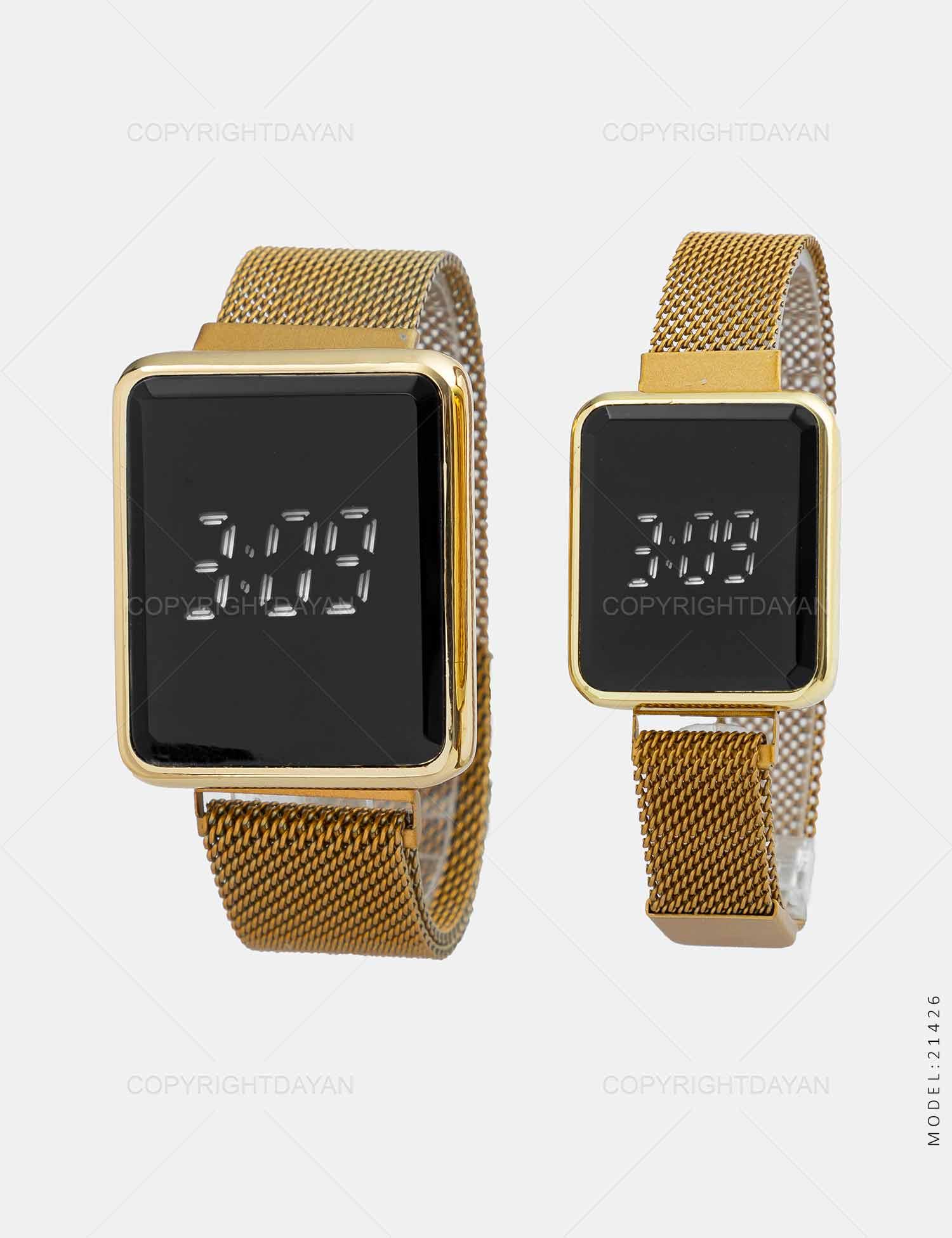 ست ساعت مچی Smart مدل 21426 ست ساعت مچی Smart مدل 21426 189,000 تومان تومان