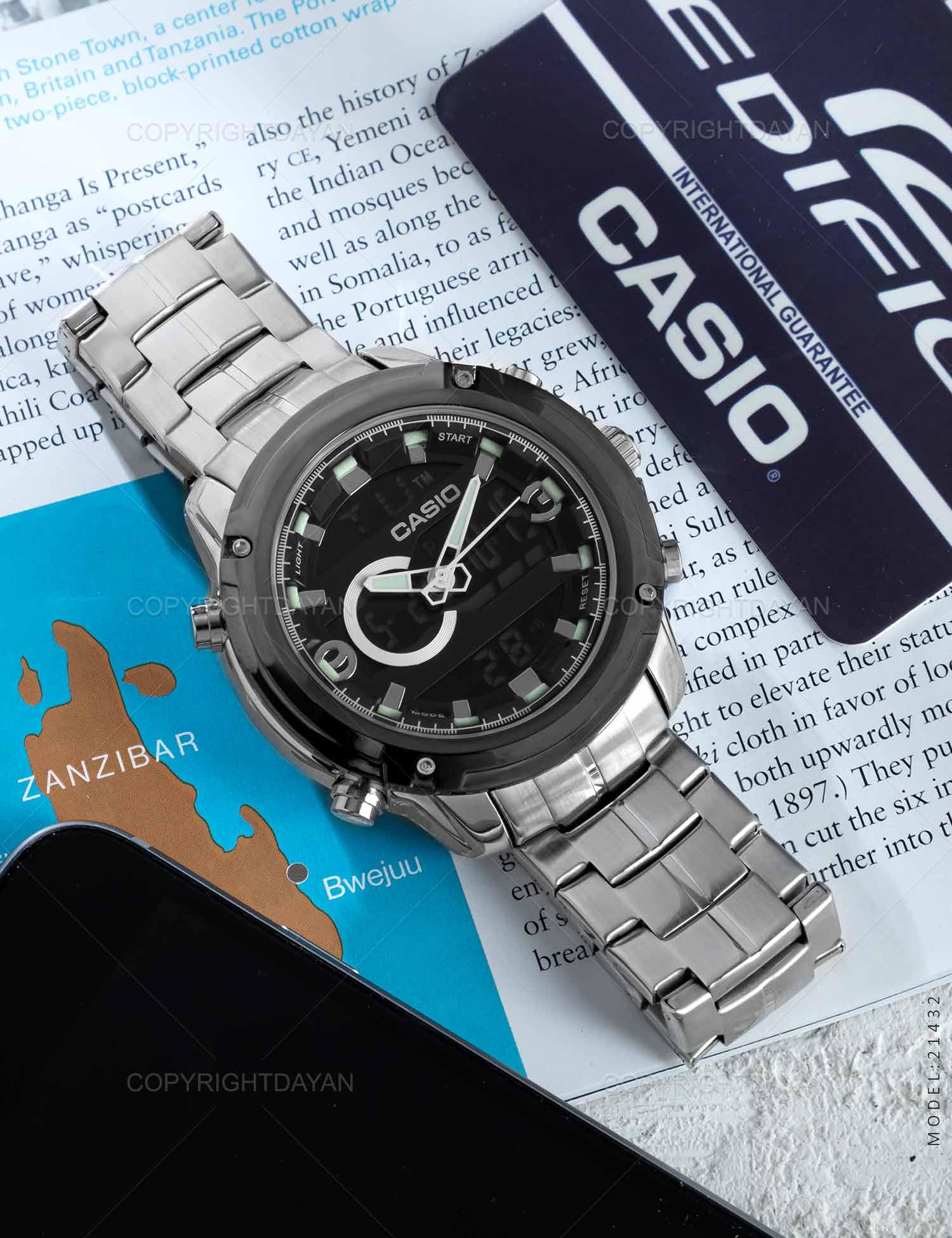 ساعت مچی مردانه Casio مدل 21432