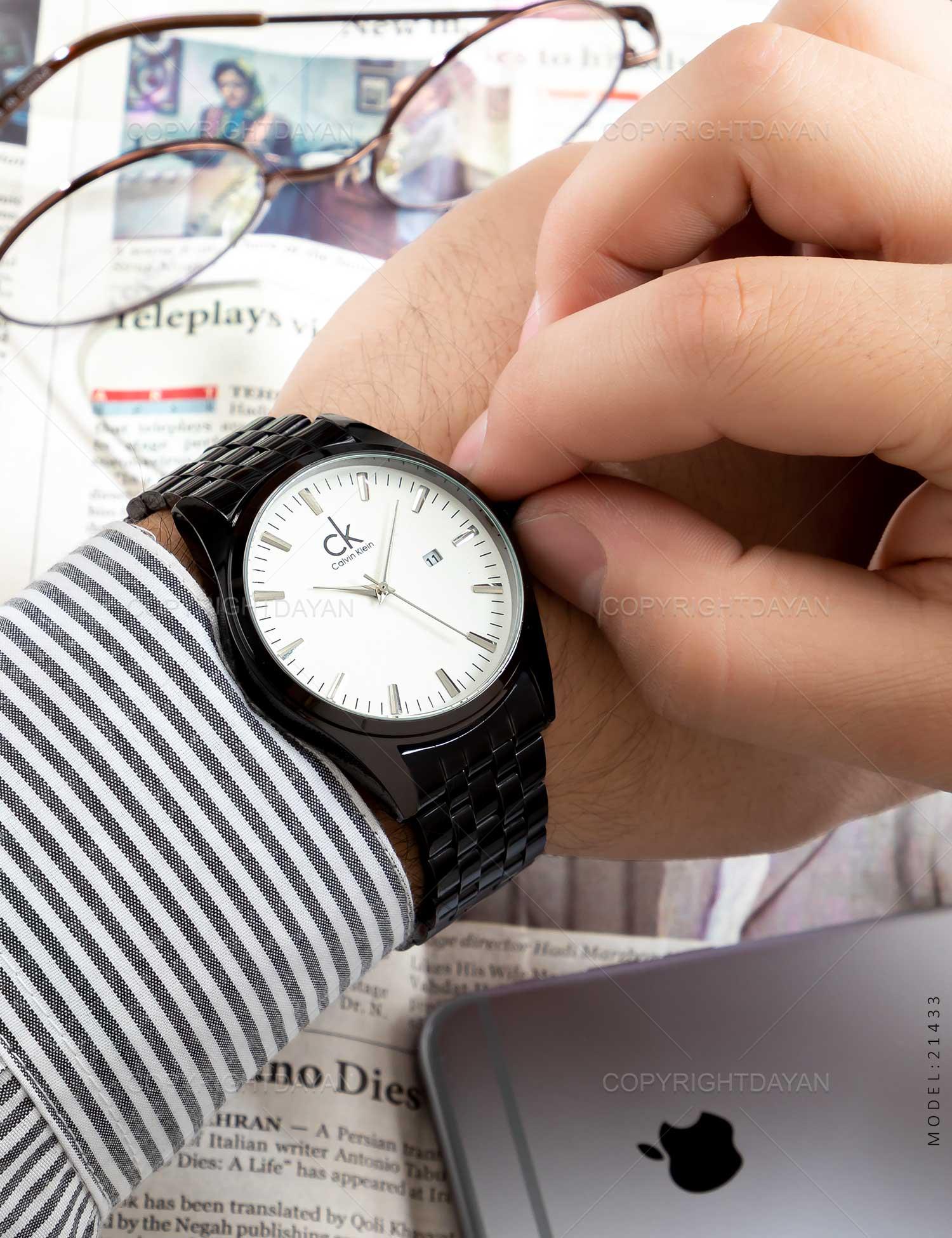 ساعت مچی مردانه Calvin Klein مدل 21433 ساعت مچی مردانه Calvin Klein مدل 21433 169,000 تومان