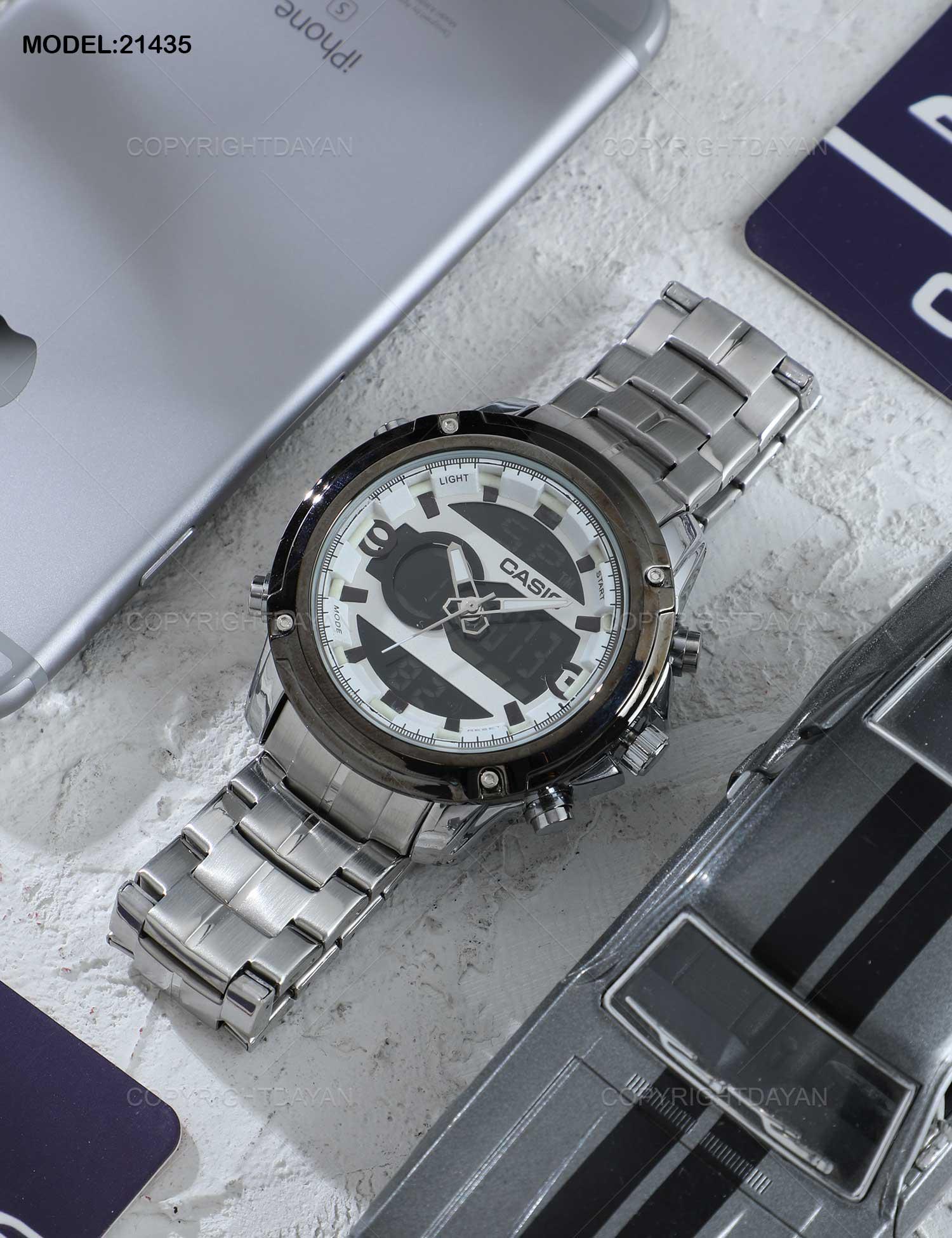 ساعت مچی مردانه Casio مدل 21435 ساعت مچی مردانه Casio مدل 21435 249,000 تومان