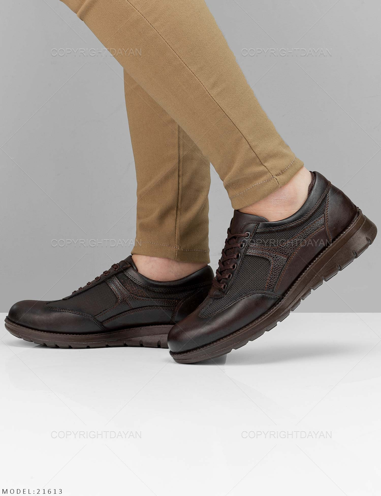 کفش روزمره مردانه Karen مدل 21613