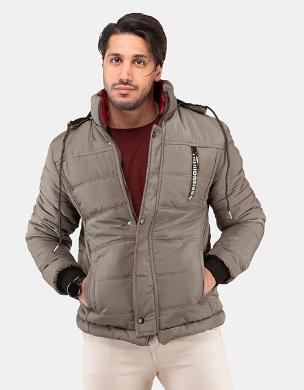 کاپشن مردانه Fashion مدل 21652
