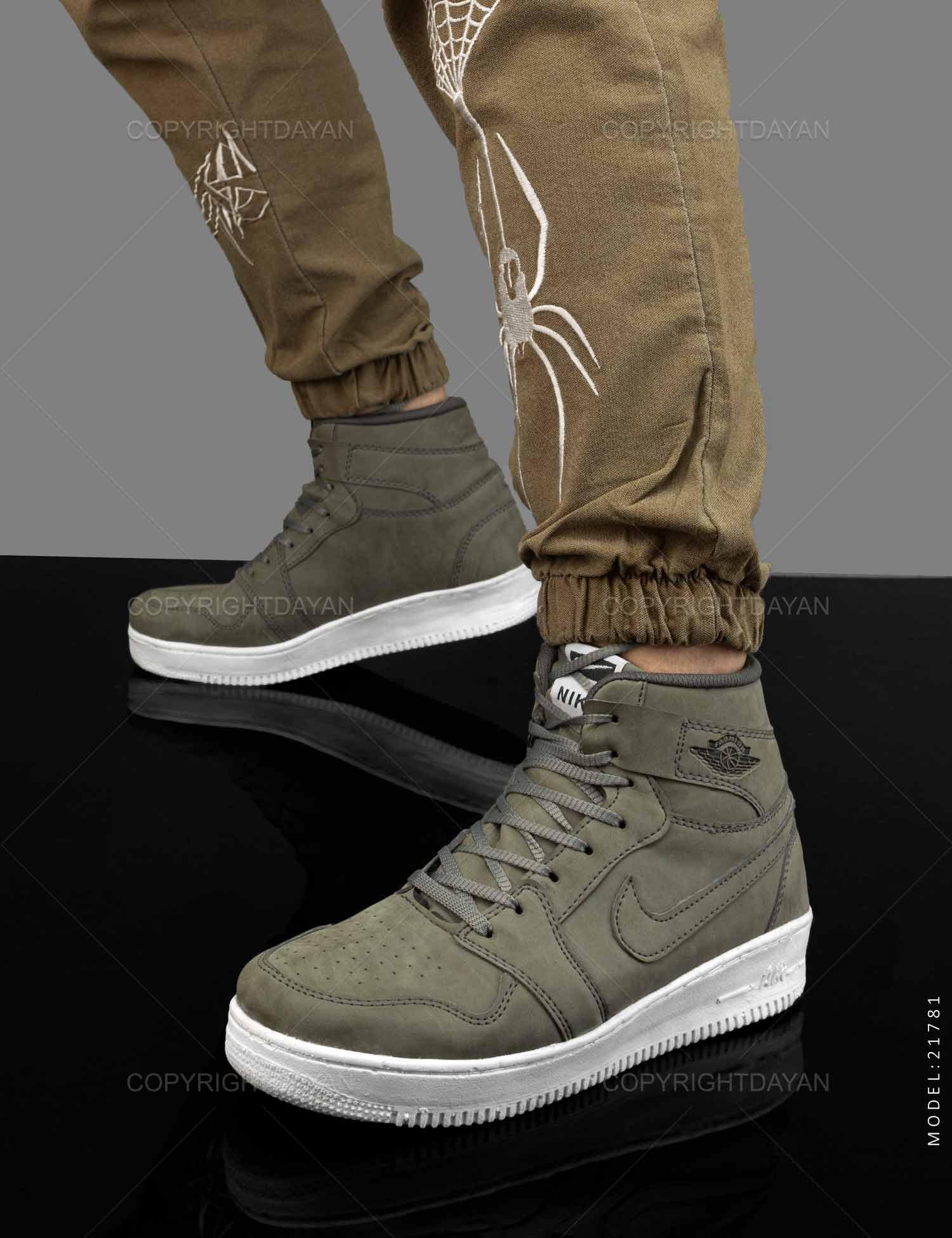 کفش ساقدار مردانه Nike مدل 21781 کفش ساقدار مردانه Nike مدل 21781 189,000 تومان