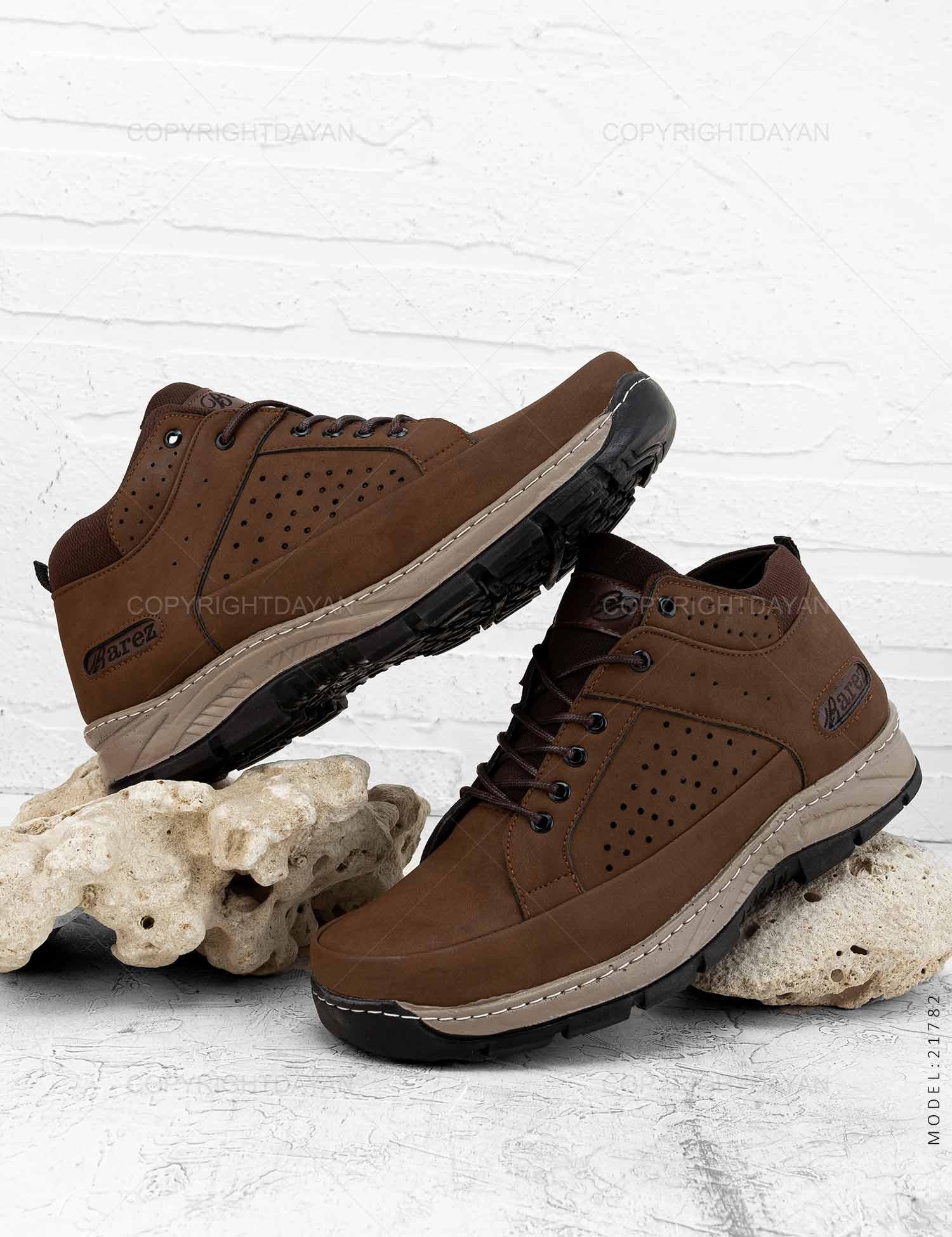 کفش ساقدار مردانه Araz مدل 21782