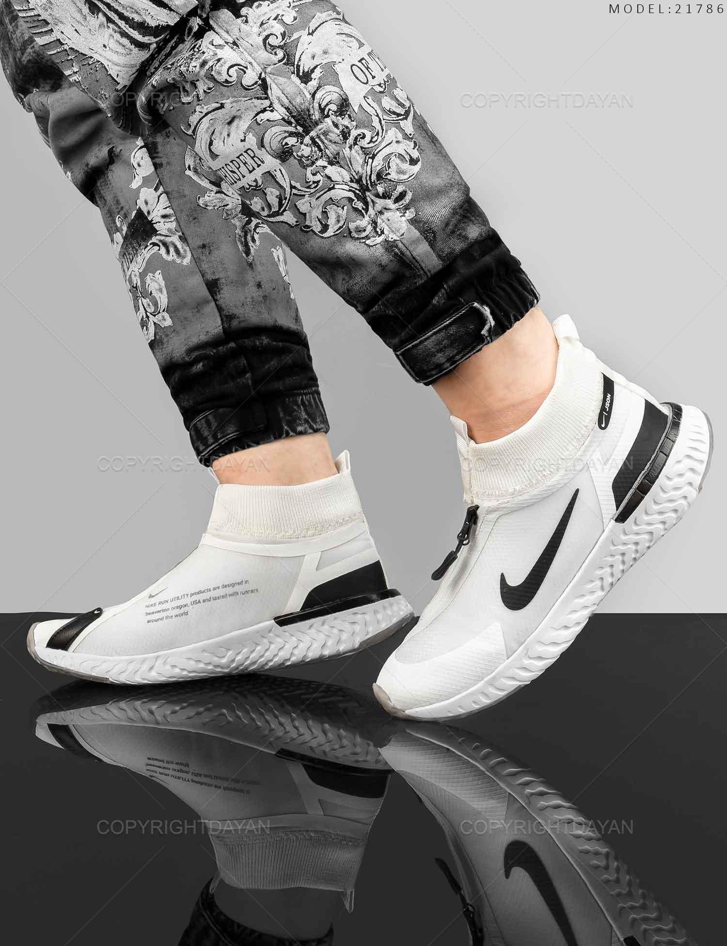 کفش ساقدار مردانه Nike مدل 21786 کفش ساقدار مردانه Nike مدل 21786 319,000 تومان