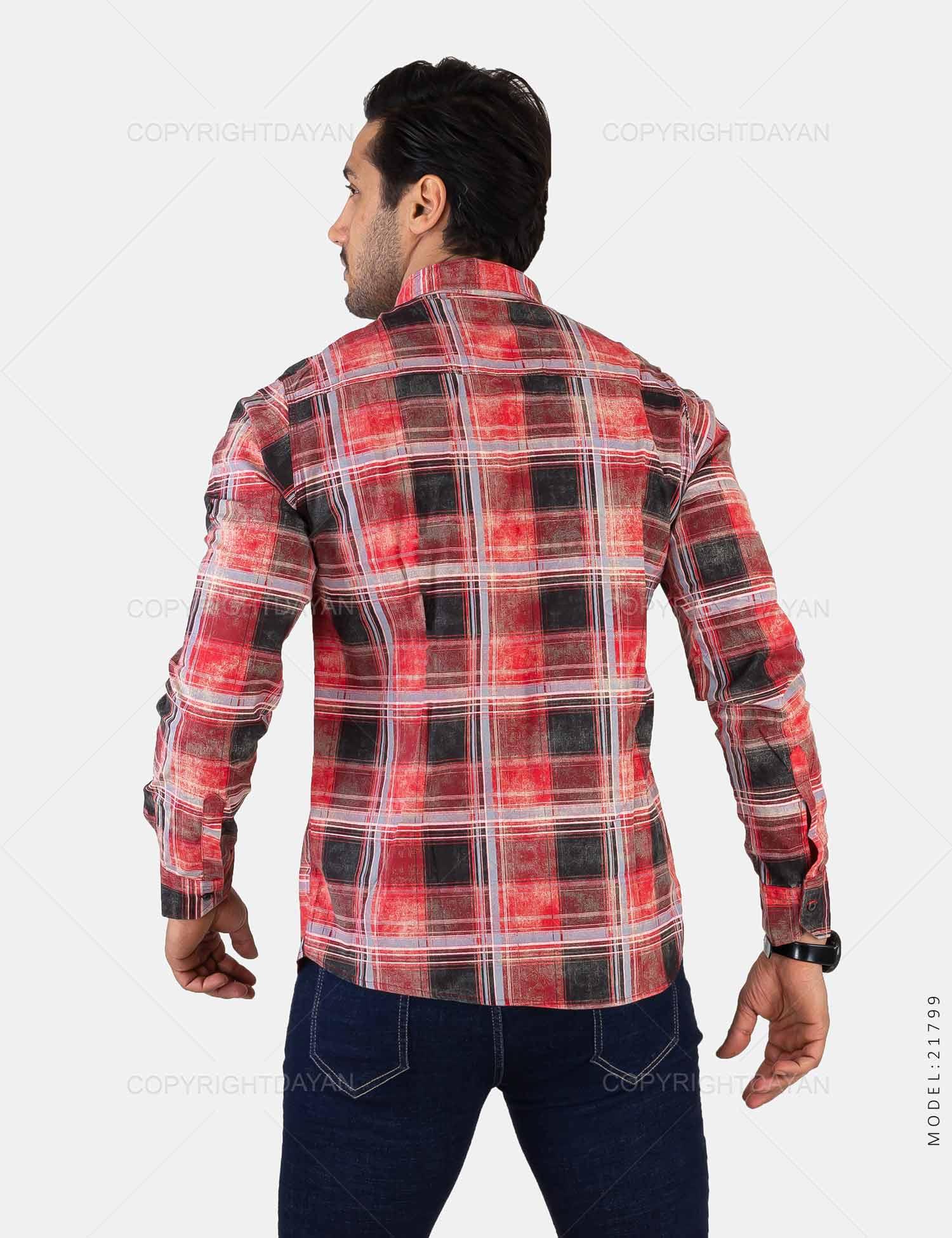 پیراهن مردانه Deniz مدل 21799 پیراهن مردانه Deniz مدل 21799 159,000 تومان