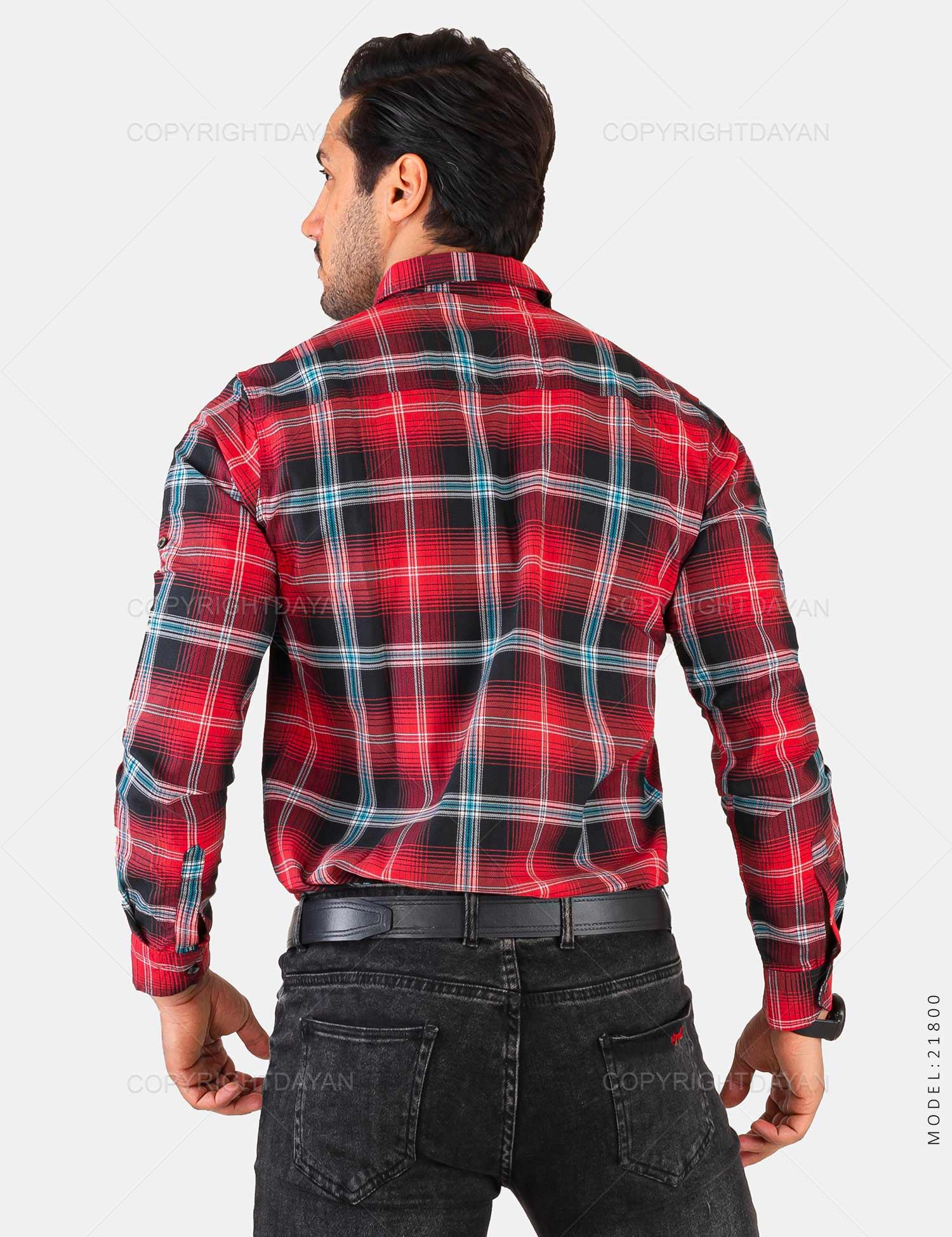 پیراهن مردانه Carlo مدل 21800 پیراهن مردانه Carlo مدل 21800 149,000 تومان