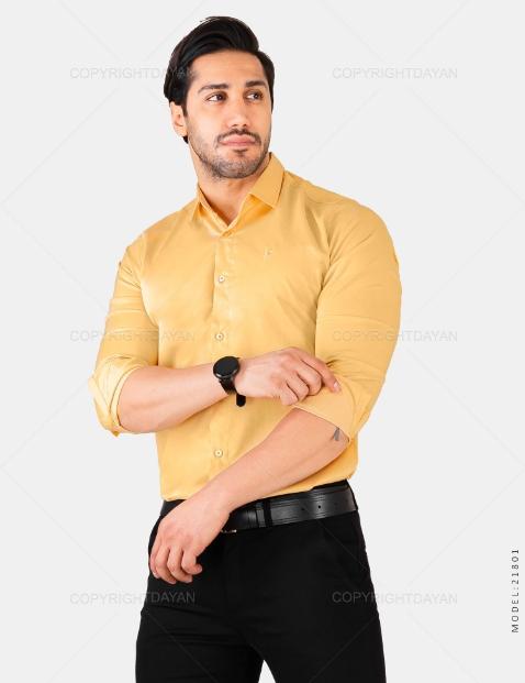 پیراهن مردانه Zima مدل 21801