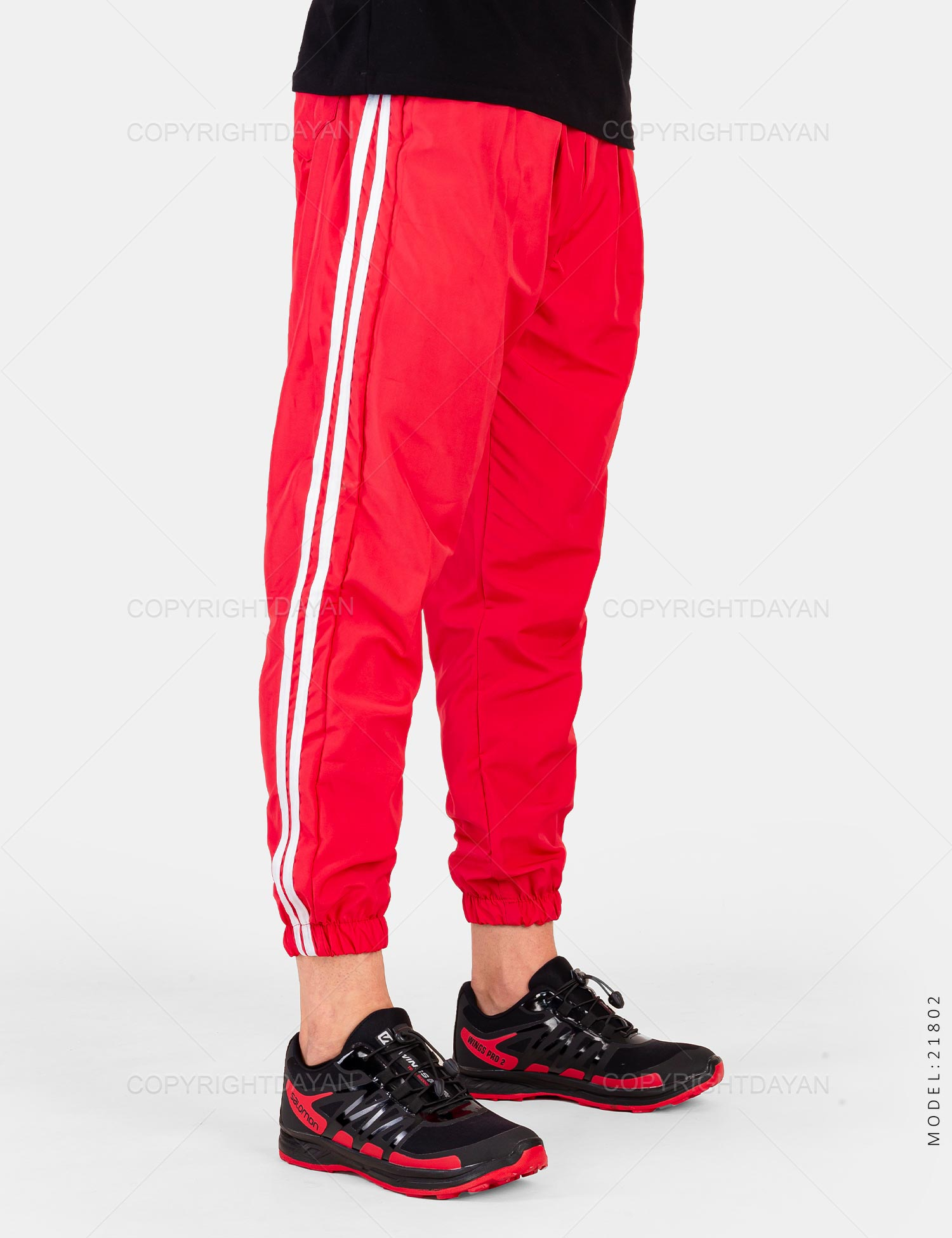 شلوار اسلش مردانه Adidas مدل 21802