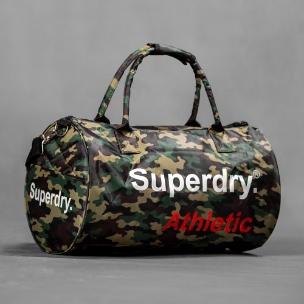 ساک ورزشی Superdry طرح ارتشی