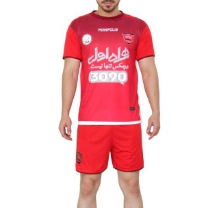 ست لباس پرسپولیس محسن مسلمان(لیگ 95)