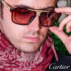 عینک Cartier