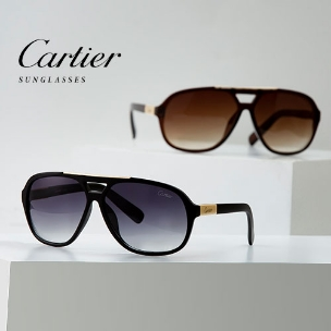 عینک آفتابی Cartier مدل Hermida