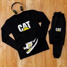 ست بلوز و شلوار مردانه Cat مدل 10859 و کفش 10623