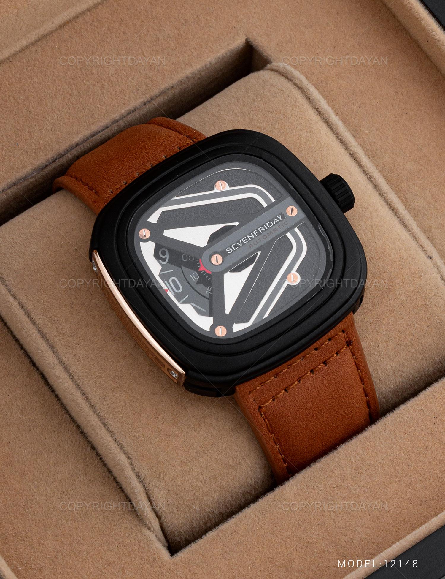 ساعت مچی مردانه Sevenfriday مدل ۱۲۱۴۸