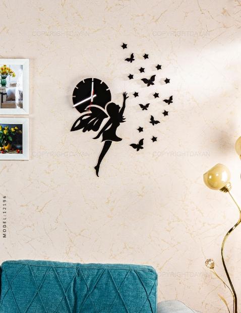 ساعت دیواری Angel مدل 12196