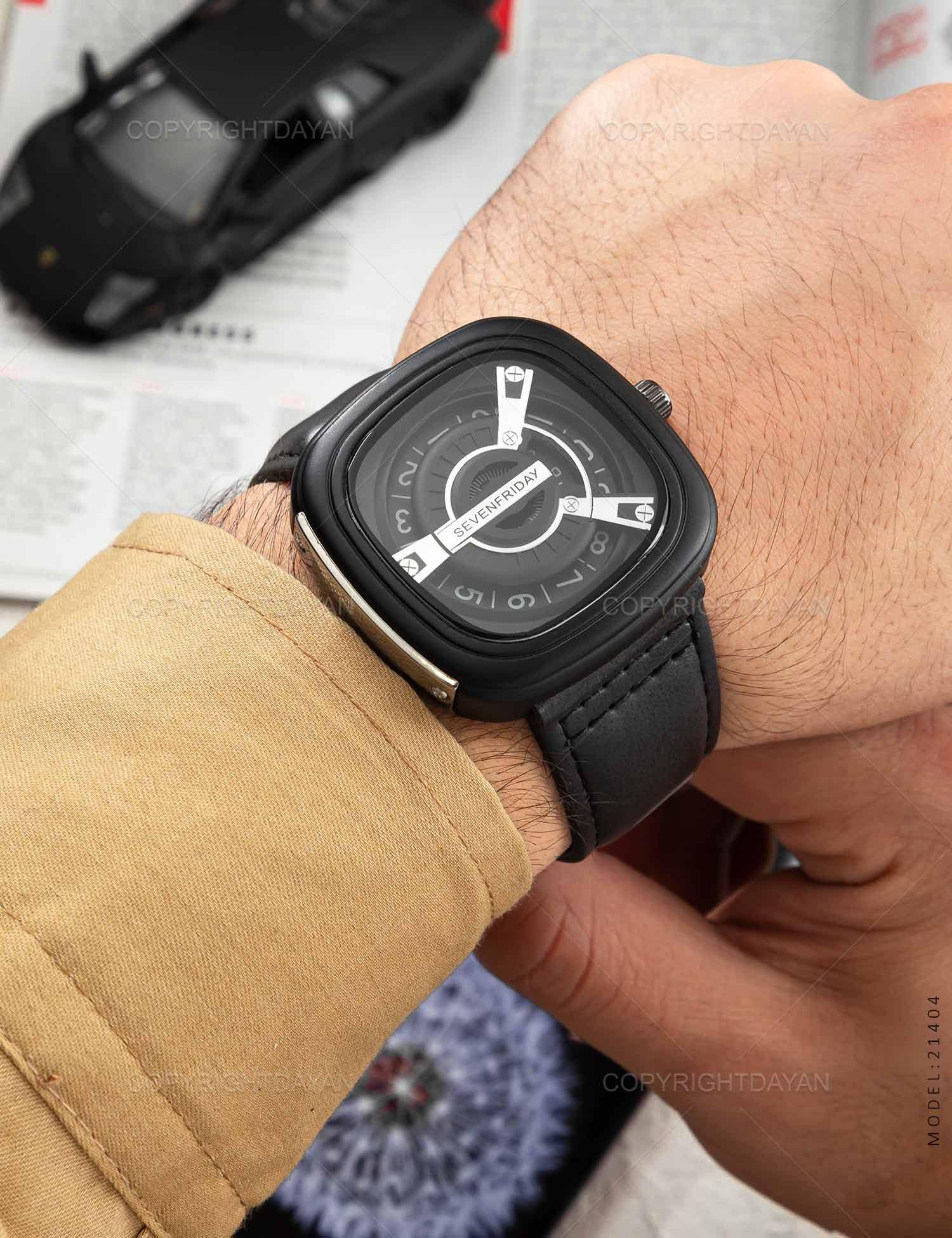 ساعت مچی مردانه Sevenfriday مدل ۲۱۴۰۴