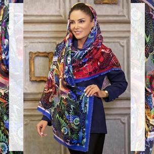 روسری بلند Marta مدل L9655