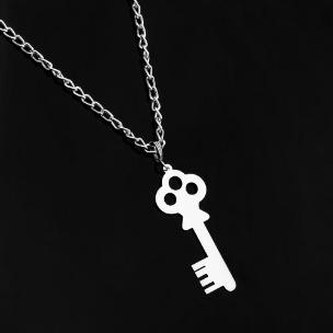 گردنبند مردانه کلید