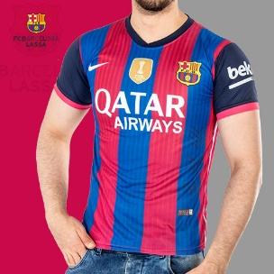 پیراهن بارسلونا شماره 10 Messi