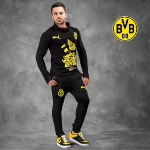 ست تیشرت و شلوار Dortmund مدل Tora