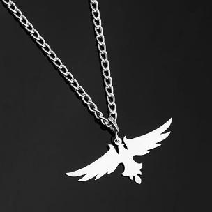 گردنبند مردانه عقاب