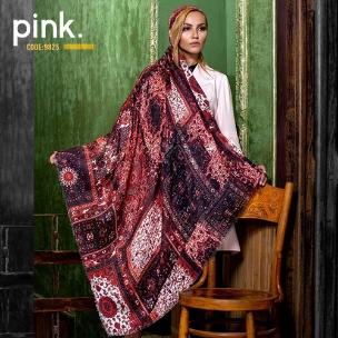 روسری بلند Pink مدل L9825