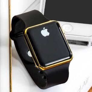 ساعت LED طرح Apple Watch