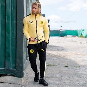 ست سویشرت و شلوار مردانه Dortmund مدل S8980