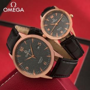 ست ساعت مچی مردانه و زنانه Omega مدل W8751