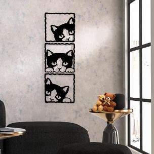 دیوارکوب گربه خجالتی