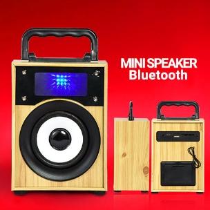 مینی اسپیکر قابل حمل Bluetooth(تک باند)