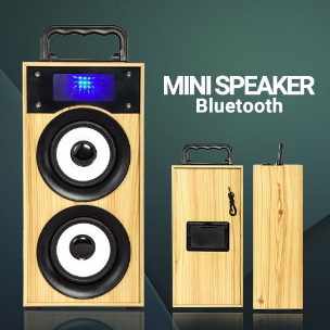 مینی اسپیکر قابل حمل  Bluetooth (دو باند)